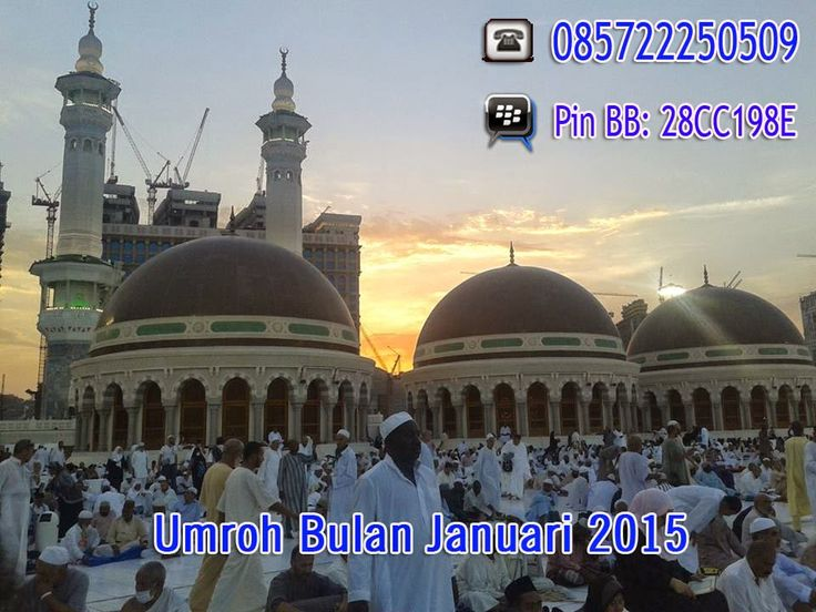 umroh 2015: Umroh Bulan Januari 2015
