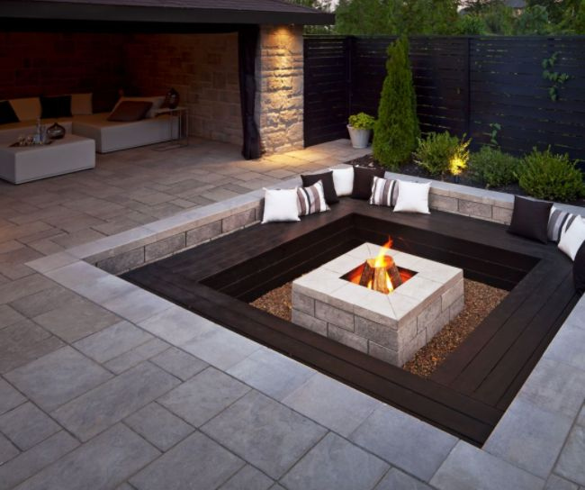 Give your outdoor space a stunning upgrade with designs by @techobloc. #luxeNYC