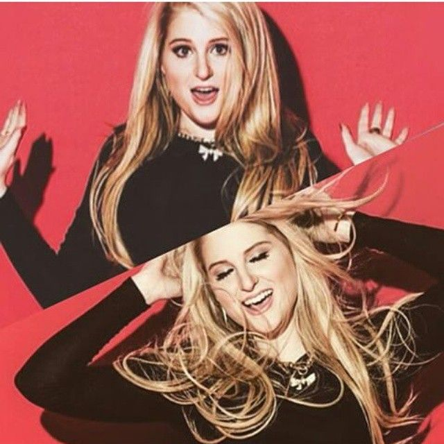 "The Love Train Meghan Trainor: 13 Best Meghan Trainor ""lips Are Movin"" Video Images On"
