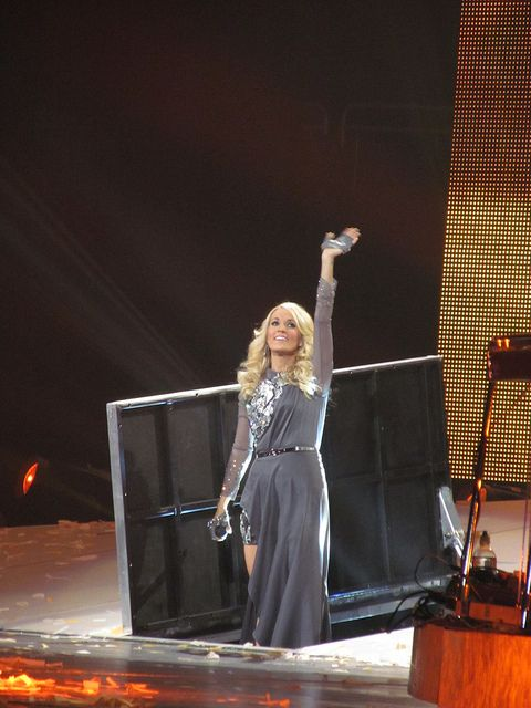 Carrie Underwood - Blown Away tour (Pittsburgh)