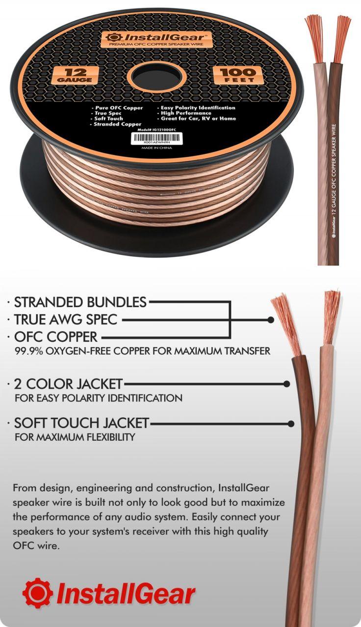 Fine Speaker Wire Gauge Elaboration - The Wire - magnox.info