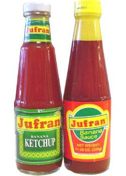 Banana Ketchup and Banana Sauce - You can't eat Lumpia without one of ...