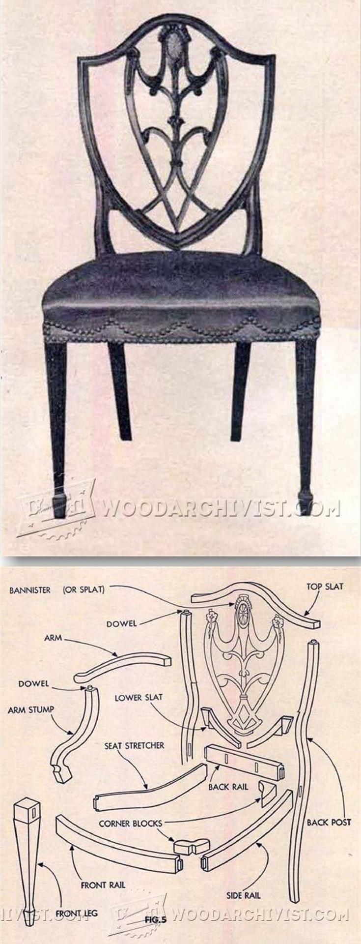 56 best hepplewhite furniture images on pinterest antique