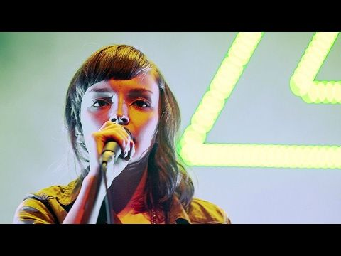Chvrches Live - The Forum London - Full Show - YouTube