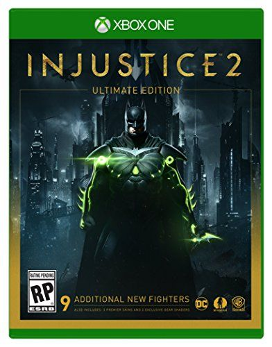 Injustice 2 Ultimate Edition - Xbox One Warner Home Video...