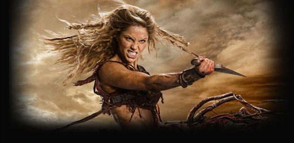 Saxa, Germanic warrior, Spartacus | Warrior Women ... Ellen Hollman Saxa