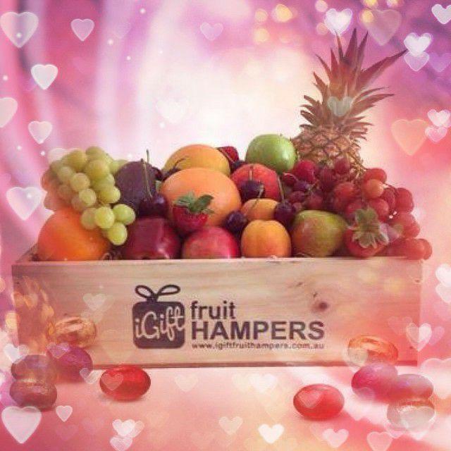 12 best easter images on pinterest easter hampers fruit box and easter hampers delivered across australia free delivery easter eastersunday love negle Images
