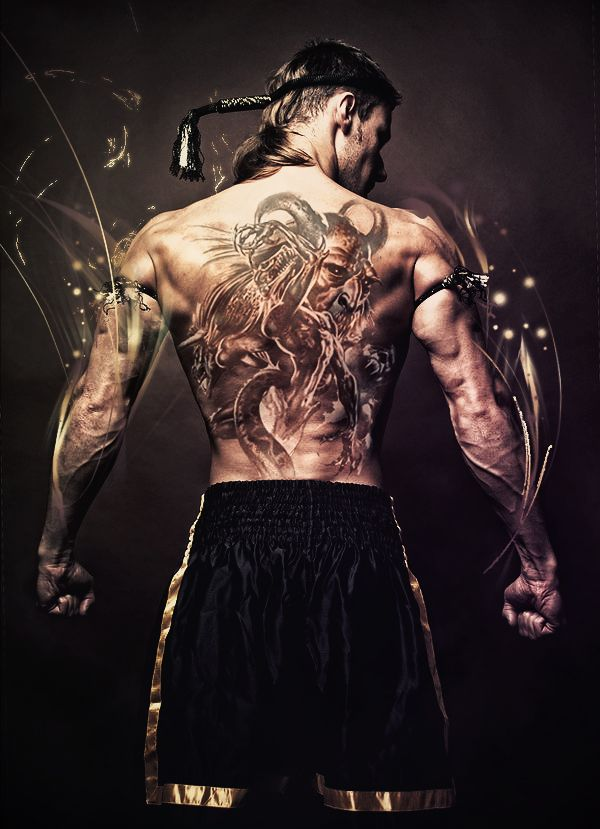 Something about this reflects the spirit of a warrior. Great pic and ok I blushed a little looking at it.lol