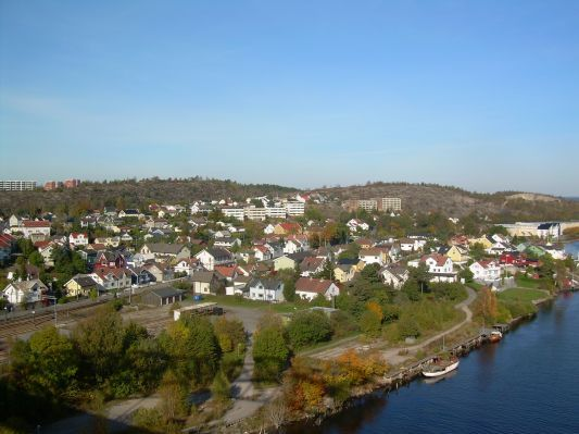 Housing development on the outskirts of Fredrikstad, Norway. More photos: Fredrikstad pl