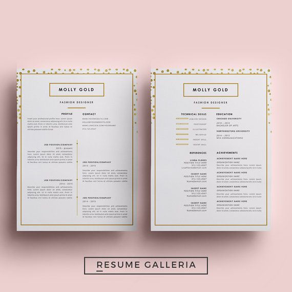10+ parasta ideaa Pinterestissä Styliste de mode Brooke summer - resume template with picture insert
