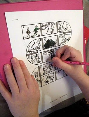Peter and the Wolf Listening Map.  Esta clase contiene, lectura del compositor, escuchar y dibujar. Discusion y guia de discusion con los ninos. Y ultima actividad ver pelicula en youtube!