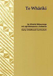 Te Whariki - The New Zealand Early Childhood Curriculum