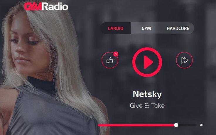 GYM Radio es una aplicación web gratuita, no precisa de registro, para escuchar temas musicales destinados a acompañar nuestras…