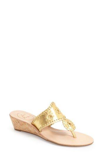 1d739a6da Women s Jack Rogers  Jacks  Wedge Sandal