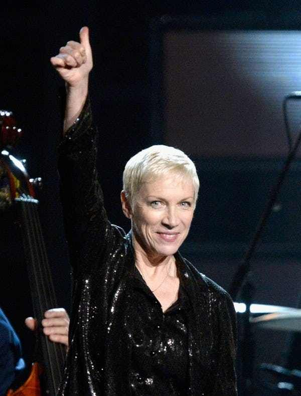Annie Lennox - Who are the hottest women over 60? This list includes some true beauties, women whose looks never faded, despite the passing of decades. These sensual women over 60 prove that in some cases, it is possible for a beautiful celebrity to age gracefully. For these ladies, time stood still. W...