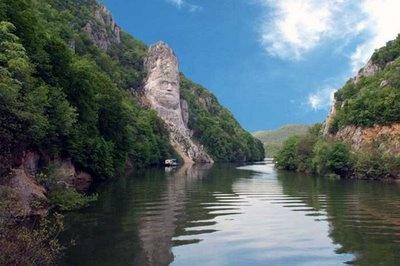 paisagem linda roménia