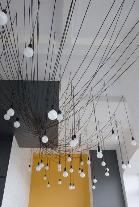 design traveller: Haarwerk hairdressers shop by Hackenbroich Architekten