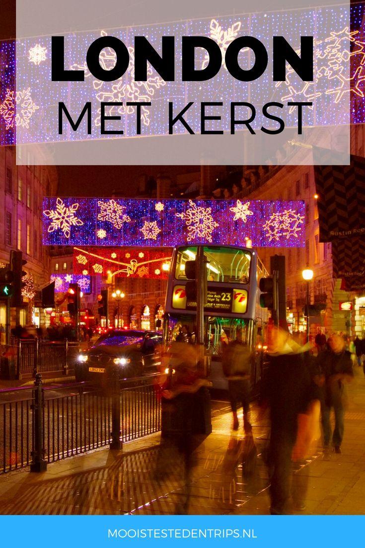 Kerst in Londen: 8x doen. Heb je zin om rond kerstmis naar Londen te gaan? Er is dan genoeg te doen. Bekijk alle tips.
