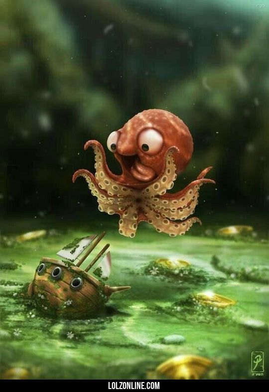 Just Release The Kraken #lol #haha #funny