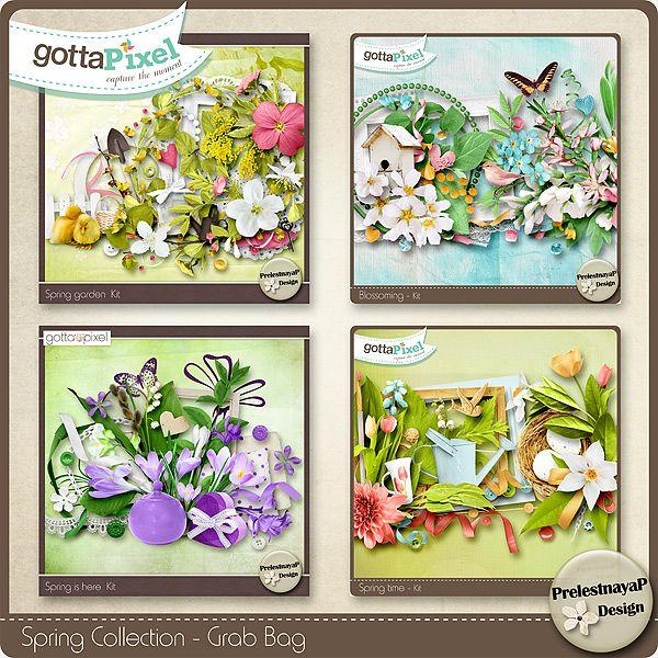 Spring Collection [Grab Bag]