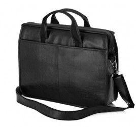 Pánská taška přes rameno - Verona, černá