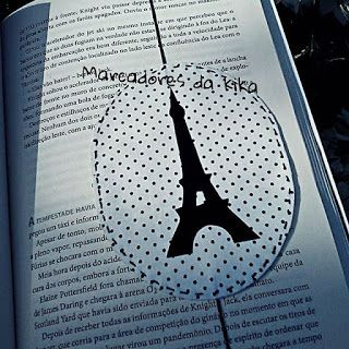 Marcadores da Kika: Torre Eiffel