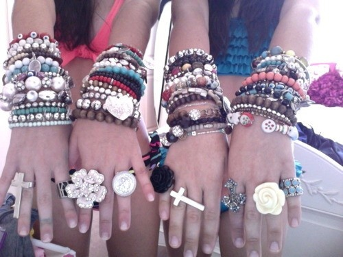 Friendship CollectionStyle, Bracelets, Fashion Accessories, Jewelry, Crosses Rings, Jewels, Arm Candies, Arm Parties, Bling Bling