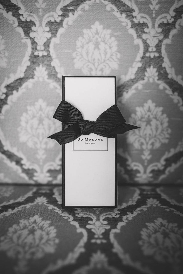 Everyone needs their signature scent! Photo by Benjamin Stuart Photography #weddingphotography #jomalone #fragrance #weddingday #perfume