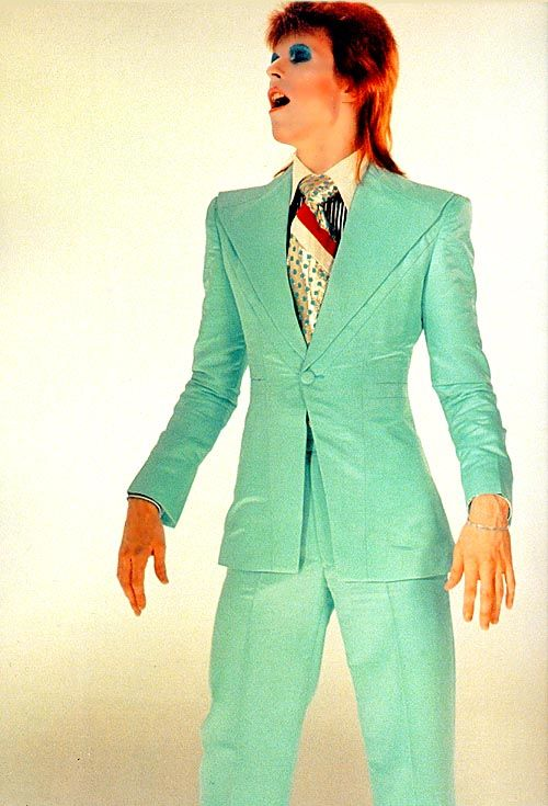 I've been searching for a powder blue suit in my size for over FIVE YEARS. (see what I did there)