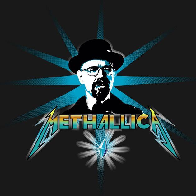 METHALLICA TEE SHIRT