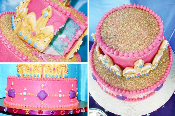 25 best ideas about princess jasmine cake on pinterest for Arabian cake decoration