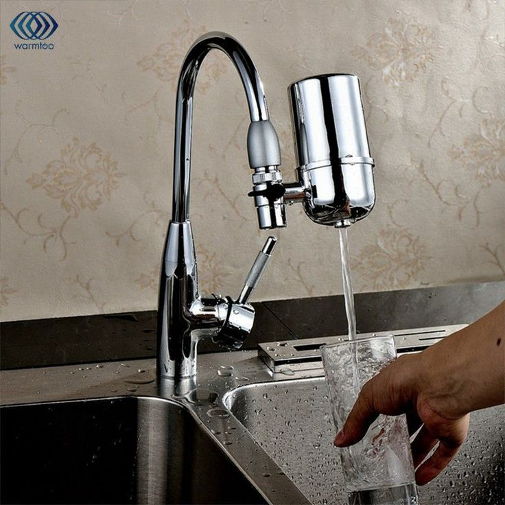 Household Tap Water purifier Water Filter For Kitchen Health Front  Activated Carbon Faucet Drinking filtro de agua