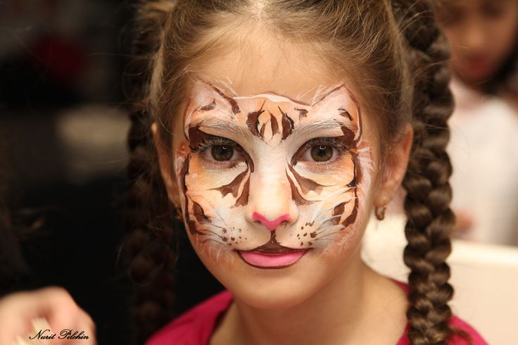 811 best images about Face Paint- Animal Ideas on ...