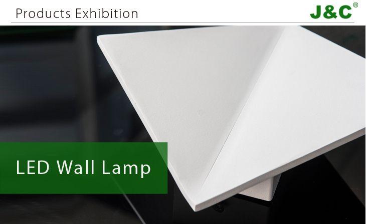 6W aluminium led corridor wall lamp with CE