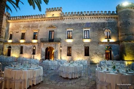Wedding Venue in Italy - Apulia - Salento A dream castle to make your love come true #misposoacastellomonaci #wedding #matrimonio #weddingapulia #weareinpuglia #weareinsalento #marriage #love
