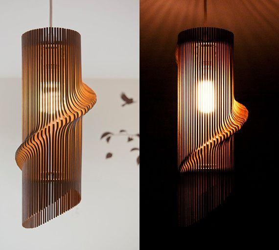 holz lampen design hersteller