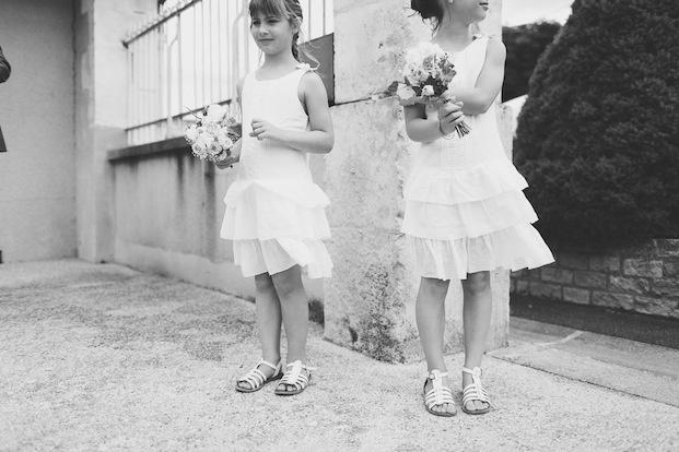 ©Gael Sacre - Mariage a Poitiers - La mariee aux pieds nus