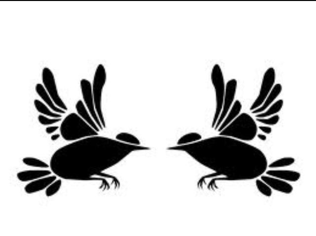 Another tat idea. One crow on each arm.... Love incubus art.