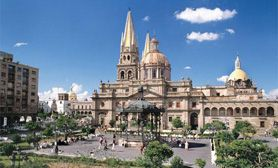 Jalisco Mexico City Center
