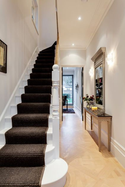 Transitional Staircase by Chris Snook