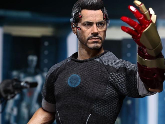 """Tráiler """"Iron Man 3″"""