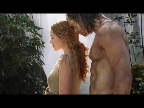 The Legend Of Tarzan 2016 - YouTube