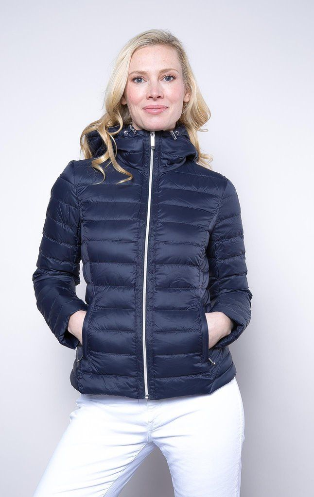 Packable down bomber