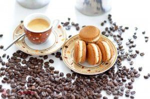 Kaffee-Macarons Grundrezept