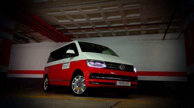 Tested Cars: Prueba Volkswagen Multivan T6