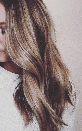 Haare dicker farben