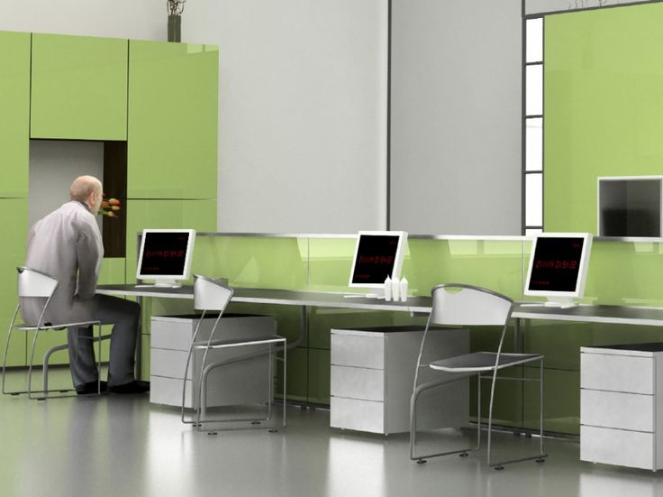 15 best office ideas images on pinterest industrial for Unique office interior design