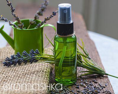 Рецепты домашней косметики (фото 1): Спрей от комаров - aromashka.ru