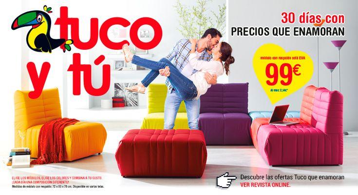 Tuco y tú y 30 días de precios que enamoran. Ofertas válidas hasta el 30/11/2015