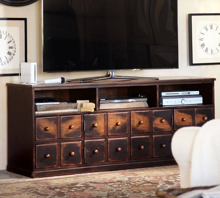 Awesome Room and Board Zen Media Cabinet